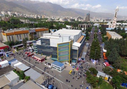 محل دائمی نمایشگاهها در شمال تهران، بزرگراه چمران واقع شده است که از کلیه بزرگراهها قابل دسترسی می ب